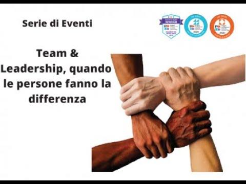 Team & Leadership: quando le persone fanno la differenza