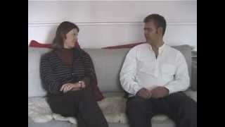 Dave discusses his 1940s terrace with Anne Cooper. It has DIY & other improvements