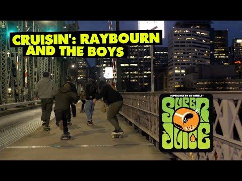 OJ Wheels | Cruisin': Raybourn and The Boys