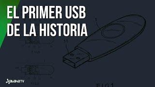 Así fue la primera memoria USB de la historia