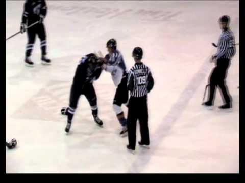 Nick Zajac vs Jonathon Martin