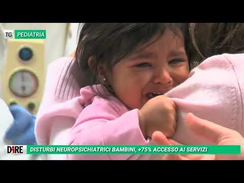 AGENZIA DIRE : PEDIATRIA MALTRATTAMENTI, 100MILA IN ITALIA MA POCA FORMAZIONE
