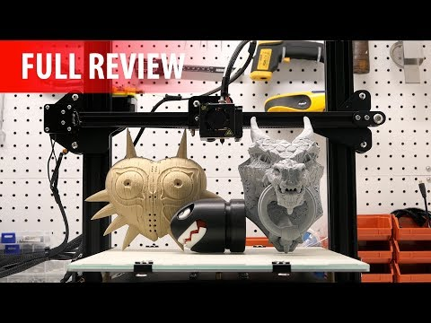 Creality CR-10 3D Printer Review – Big, Badass & Hard to Beat!
