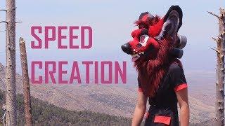Speed Creation - Costume Head