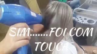 LUZES PLATINADA -   Por Sérgio Trevisan