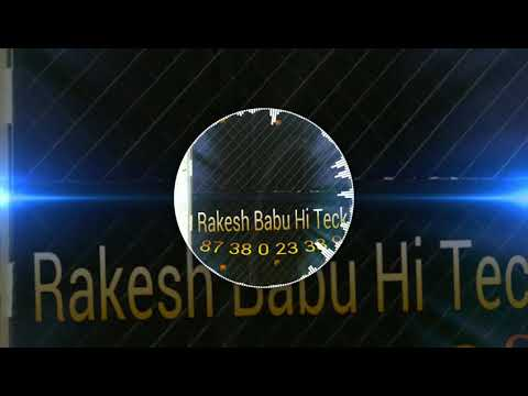 A RAJA BAJA BAJI KI NA BAJI [HARD COMPETITION BEAT MIX] BY DJ RAKESH