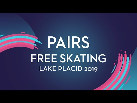 Gabrielle Levesque / Pier-Alexandre Hudon (CAN)| Pairs Free Skating | Lake Placid 2019