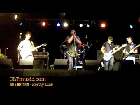 100 Yorktown Live at Amos' Southend - Pretty Liar