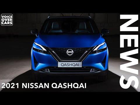2021 Nissan Qashqai e-Power Weltpremiere  Abmessungen Fakten Vorstellung | Voice over Cars News