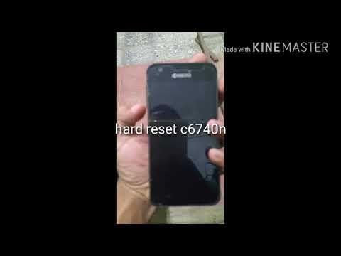 Hard Reset Kyocera C6740N | Hydro Wave Metodo ADB (Cuestion