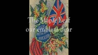 The Original 'Maple Leaf Forever'