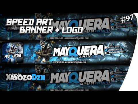 Download Ps Touch How To Make Clean Fortnite Header Banner On