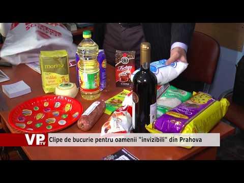 """Clipe de bucurie pentru oamenii """"invizibili"""" din Prahova"""