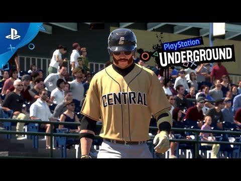 MLB The Show 18 - Road to the Show Gameplay | PlayStation Underground thumbnail