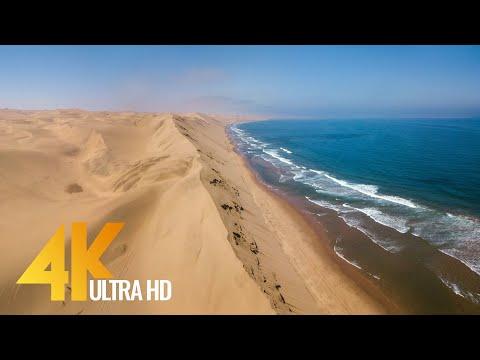 הנופים של נמיביה ובוטסואנה נחשפים באיכות צילום גבוהה ואיכותית!