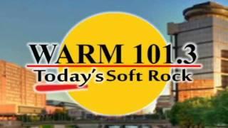 WARM 101.3 - Today's Soft Rock
