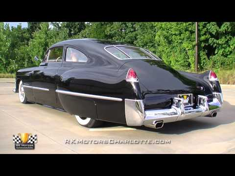 1949 Cadillac Series 62 Custom Street Rod