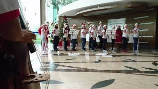 2016 Christmas Carols at HPE Cyberjaya - We Wish You a Merry Christmas