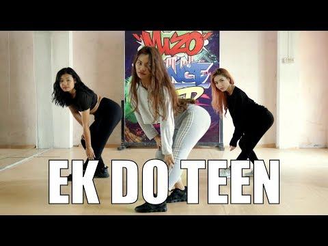 Ek Do Teen Song | Baaghi 2 | Alan Rinawma Dance Choreography