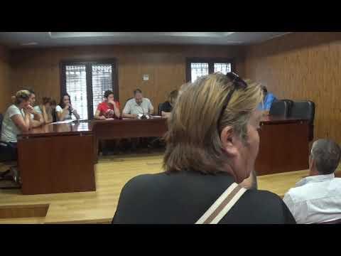 Pleno Extraordinario 31/07/2019 - Ayto. Cañete la Real