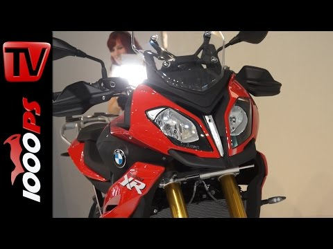 BMW S 1000 XR 2015 | Specs, Price, Availability