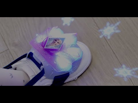Disney Die Eiskönigin 2: Eiskristall Projektor