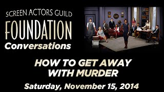 SAG Foundation Q&A w/ the Cast (Novembre 2014)