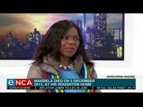 Thuli Madonsela, Tokyo Sexwale remember Madiba. Part 2