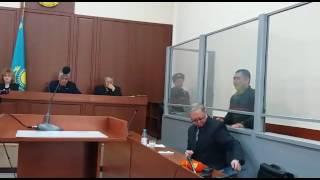 Юрий Пак  - речь в суде
