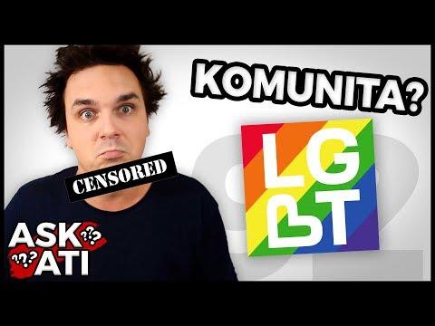 PODPORUJU LGBT KOMUNITU? - Ask Ati #92