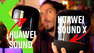 Huawei Sound & Huawei Sound X, review: ¿Mjores que el HomePod?
