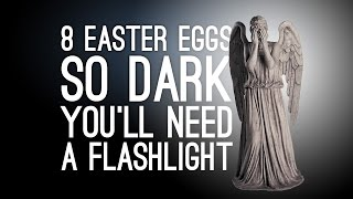 8 Easter Eggs So Dark You'll Need a Flashlight
