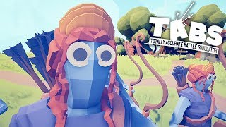СЕКРЕТНЫЕ ВОЙСКА ► Totally Accurate Battle Simulator #24