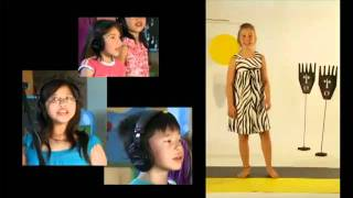Kelly-Ann chante l'album Frimousse : Jour de fête !