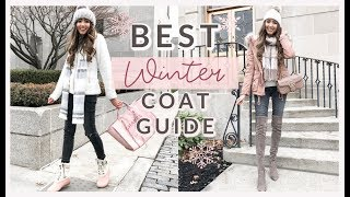 WINTER COAT GUIDE | BEST WINTER COATS 2019