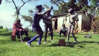 Manala & Friends dancing Free Style by Eddy Kenzo