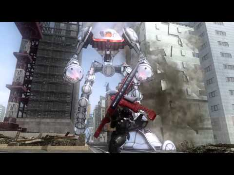 Видео № 0 из игры Earth Defense Force 2025 (Б/У) [PS3]