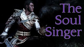 Skyrim Character Build - The Soul Singer - White Necromancer of the Ash'abah Creed