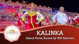 Kalinka - Dance Form, Russia | World Culture Festival 2016