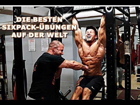 Die 10 besten Bauchübungen der Welt mit Edgar Kisler - powered by Sportnahrung-Engel