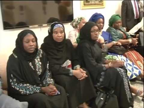 Wife Of The President Aisha Buhari Condoles Over The Death Of Late Marafan Sokoto