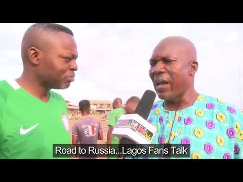 ROAD TO RUSSIA 2018: Lagos Fans say Zambia must fall