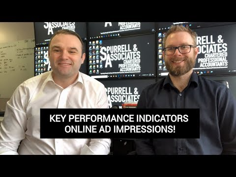 Key Performance Indicators Online Ad Impressions