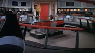 Star Trek - Kirk Abducted By Aliens