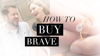 How to buy an Engagement Ring with CONFIDENCE