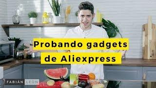 Haul de gadgets //¿Vale la pena comprar artilugios de cocina de Aliexpress?