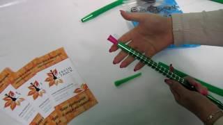Шланг для кальяну силіконовий Euro Shisha HA-07 з алюмінієвим мундштуком, відеоогляд 1