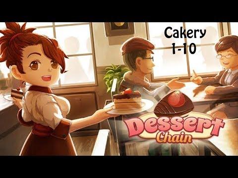Dessert Chain: Coffee & Sweet - Cakery 1-10