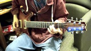 Chevelle - Grab Thy Hand (guitar cover)