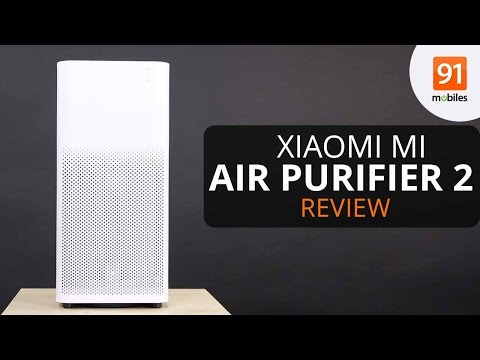 Video Xiaomi Mi Air Purifier 2 Review : Is the cheapest smart purifier worth it?